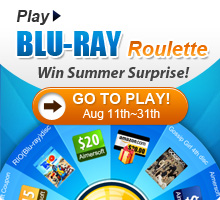 Aimersoft Blu-ray Ripper - free licenses through Roulette game