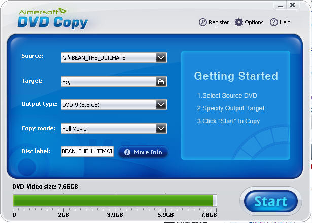 CNET DVD Copy 2.3.0