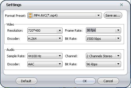 convert DVD/Video Motorola Droid?