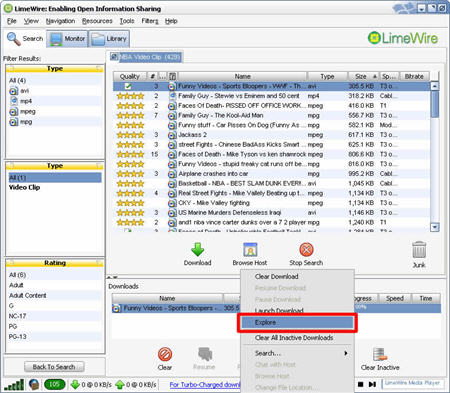 How to download limewire video to ipod, psp and iphone | itworld.