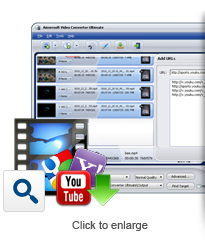 Download and Record online streaming videos
